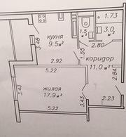 Продажа 1-комнатной квартиры,  г. Минск,  ул. Шаранговича,  дом 59 к.2