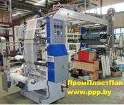 Машина флексографической печати WD/FPM800-6AT (6 цветов)
