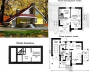 Типовые проекты домов и коттеджей на любой бюджет.