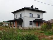 Новый Дом,  в новой коттеджной застройке. Пригород Минска - ул. Счастли