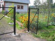 Калитки и ворота от производителя с доставкой в Минск