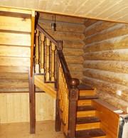 Лестница на дачу по выгодной цене. Оставь заявку 29 765-74-60