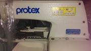 Пуговичная машина Protex TY-373 со столом состояние новой