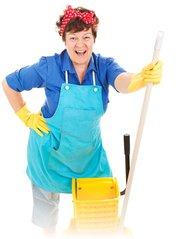 Хозяйка на час,  любая работа по дому быстро и аккуратно