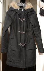 Женское зимнее пальто Bench (Франция,  размер XS)