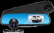 Зеркало-видеорегистратор с камерой заднего вида-парктроник