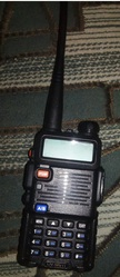 Радиостанция  Baofeng UV-5R (r1)новинка новая торг