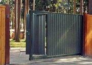 Установка и ремонт откатных , секционных ,  распашных ворот и калиток.