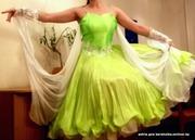 Продаю  Бальное платье - стандарт