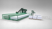 Оборудование для производства газобетона НСИБ