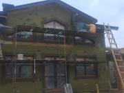 Утепление фасадов. Весь комплекс работ.