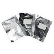 Фольга-спонжи для снятия гель-лака 50шт в упаковке
