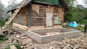Pемонт и утепление деревянного дома.