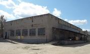 Капитальное здание склада