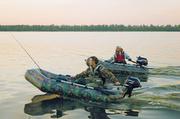 Надувная  гребная лодка К260Т