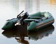 Надувная моторная лодка КМ300 ПВХ
