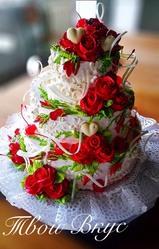 Кондитерская компания «Твой Вкус» - торты и пирожные на заказ