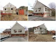 Продается 2-х уровневый дом в п. Ратомке 8 км от МКАД.