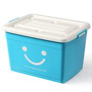 Пластиковый ящик для одежды