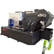 Самоочищающаяся установка фильтрации (очистки) СОЖ барабанного типа