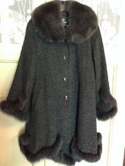 Пальто осенне- зимнее