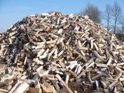 Дрова Колотые дрова твердых пород Качество