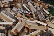 Колотые дрова, для бани мангала или камина