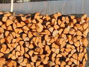 Продажа сухих колотых дров