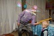 Ведущий и ди-джей на новогодний корпоратив +бумажная вечеринка в подар