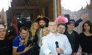 Новогодний корпоратив,  бумажная вечеринка и фаер шоу бесплатно в подар