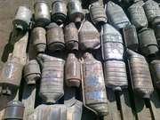 Куплю отработанные автомобильные катализаторы и сажевые фильтра по Бел