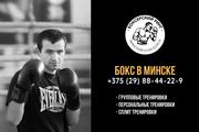 Занятия боксом в Минске. Групповые тренировки.