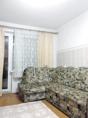 Однокомнатная квартира около Комаровского рынка.