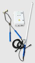 Щипцы к устройству ВРУ 100,  Устройство оглушения скота,  электрооглушаю