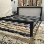 Кровать из металла 2000х1600х400