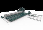 Oборудование для производства газобетонных блоков