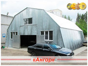 Ангар – автосалон