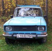 Москвич М-2137,  1982г. выпуска,  полной комплектности
