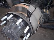 Регулировка и ремонт тормозной системы грузового транспорта