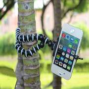Гибкий штатив Gorillapod для телефона и камер. Держатель для телефона