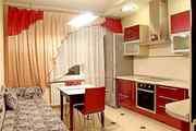 1 комнатная квартира в новом доме,  на сутки и более (фото действительно этой квартиры и соответствуют на 100%).
