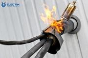 Ремонтные термоусаживаемые уплотнители кабельных проходов УКПт-Р