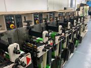 Флексопечатная машина Nilpeter F 2400  8 красок и 8 УФ сушек