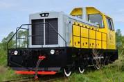 Тепловоз ТГМ 40-01 маневровый