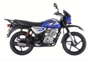 Мотоцикл BAJAJ BOXER BM 125 X синий