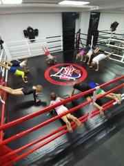 Тайский бок,  бокс, фитнес:total body, стретчинг, кикбоксинг