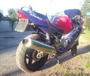 Мотоцикл Honda CBR 600F4